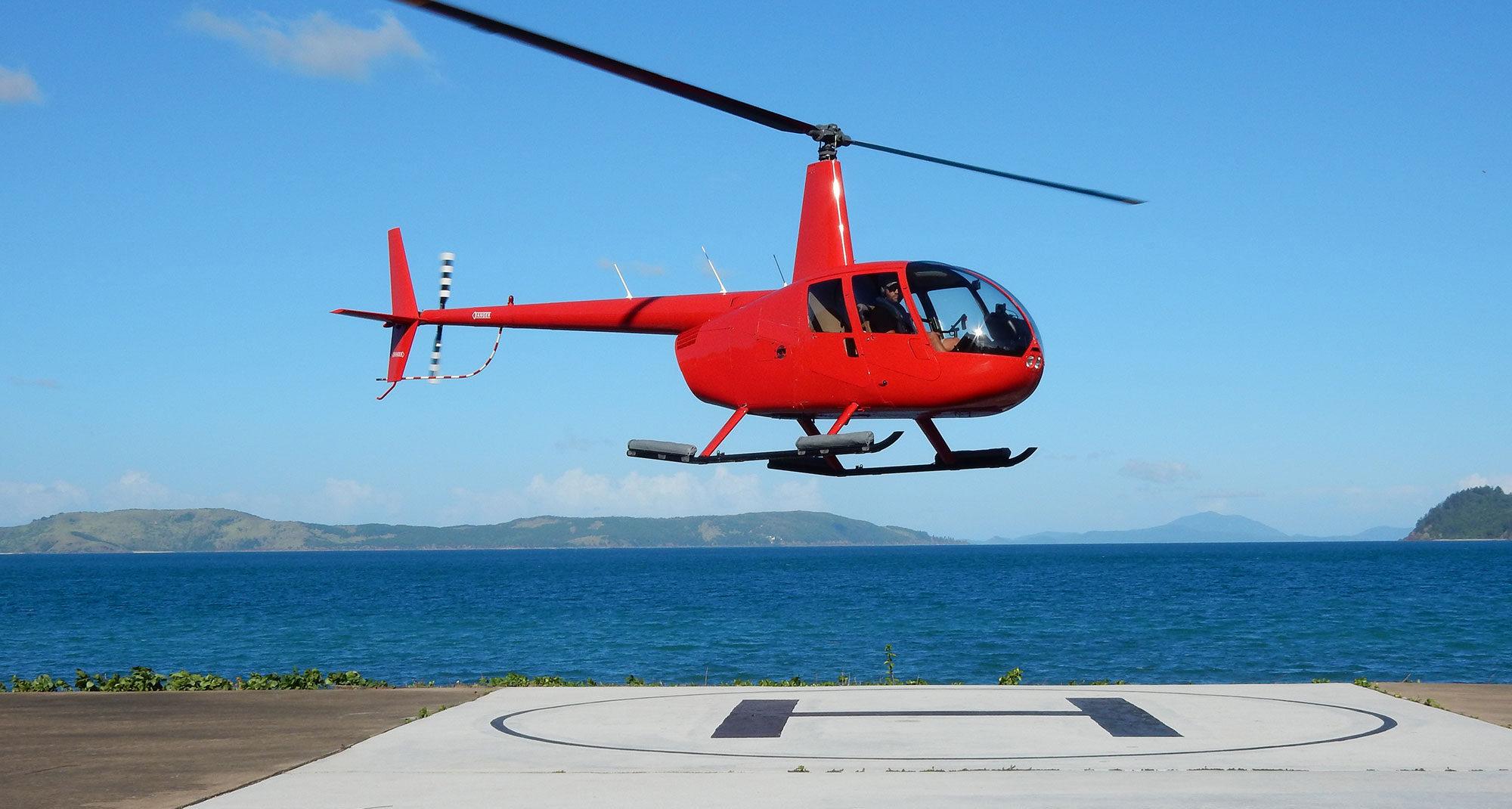 Helicopter Pilot Training Sunshine Coast CASA Part 142